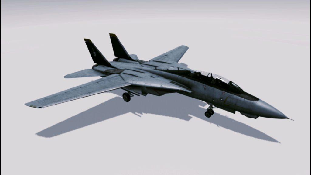 エースコンバットインフィニティF-14A -MC-