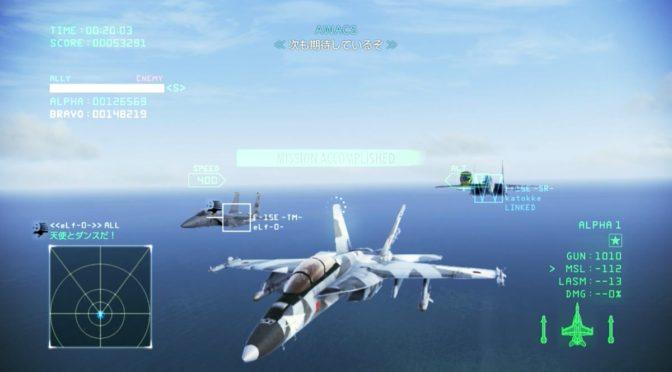 #949 F/A-18F, Lv.18こいつ一機でほとんどのミッションこなせるんだよね、最終回
