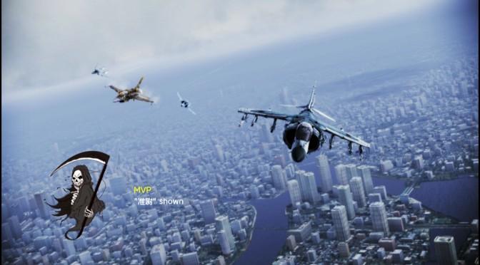 Harrier#1 初心者編 無強化のLv.1AV-8BハリアーとF-16Cで初心者部屋で飛んでみる