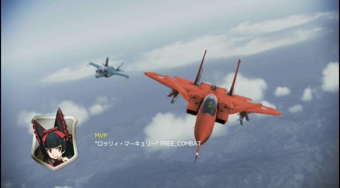#484 エリプラ強行 F-15 S/MTDがLv.20になったぜ