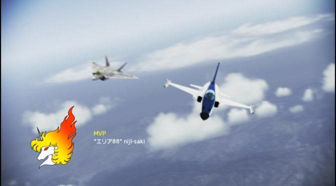 Harrier#22 久しぶりに素ハリアーLv.18でエリプラだ