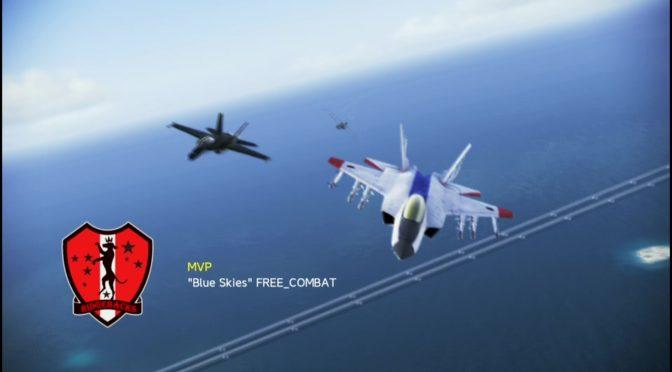 #737 実況、ハリアーAQ と ATD-0 で 艦隊攻略戦