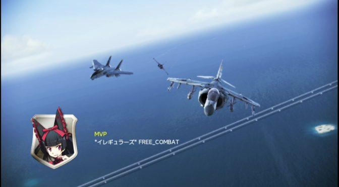 #855 TDM艦隊攻略戦、3戦ハリアーAQだ
