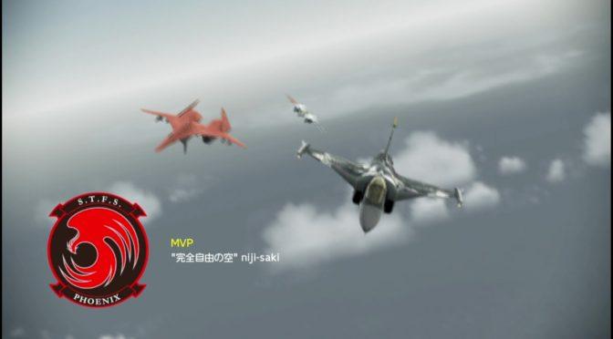 #950 F/A-18F, Lv.18 & FREE隊の『裏切りと謀略の爆笑戦線』