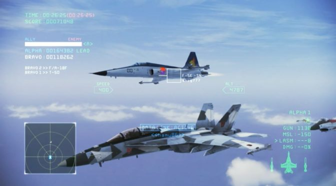 #993 F/A-18F、今日もバトル!しげ風間真F-5EにハムF-2AEXだー