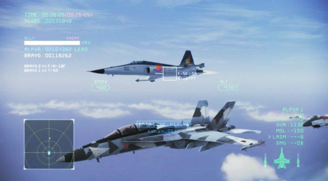 #993 F/A-18F、今日もバトル!しげ風間真F-5EにハムF-2AEXだー